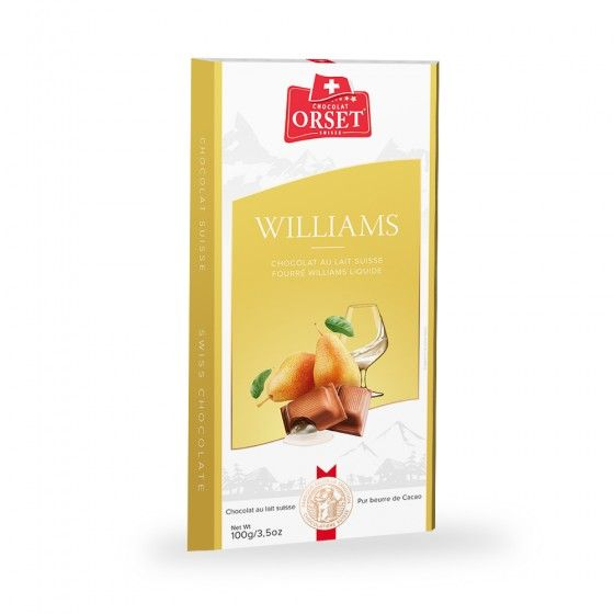 Lait Fourré Williams Liquide