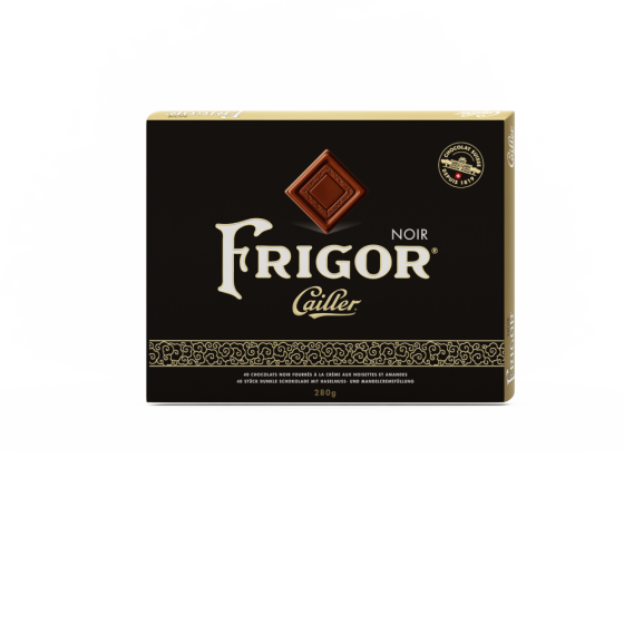 Carrés Frigor Noir CAILLER