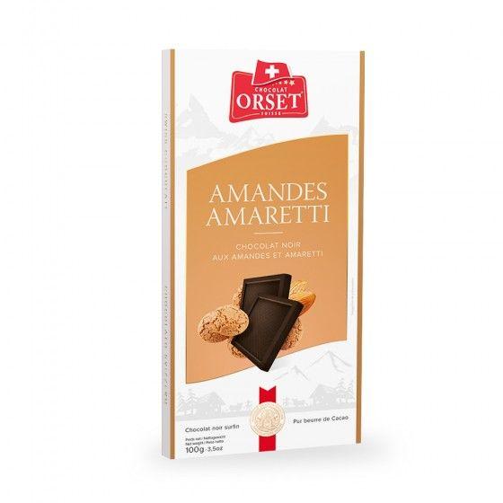Noir Amandes Amaretti