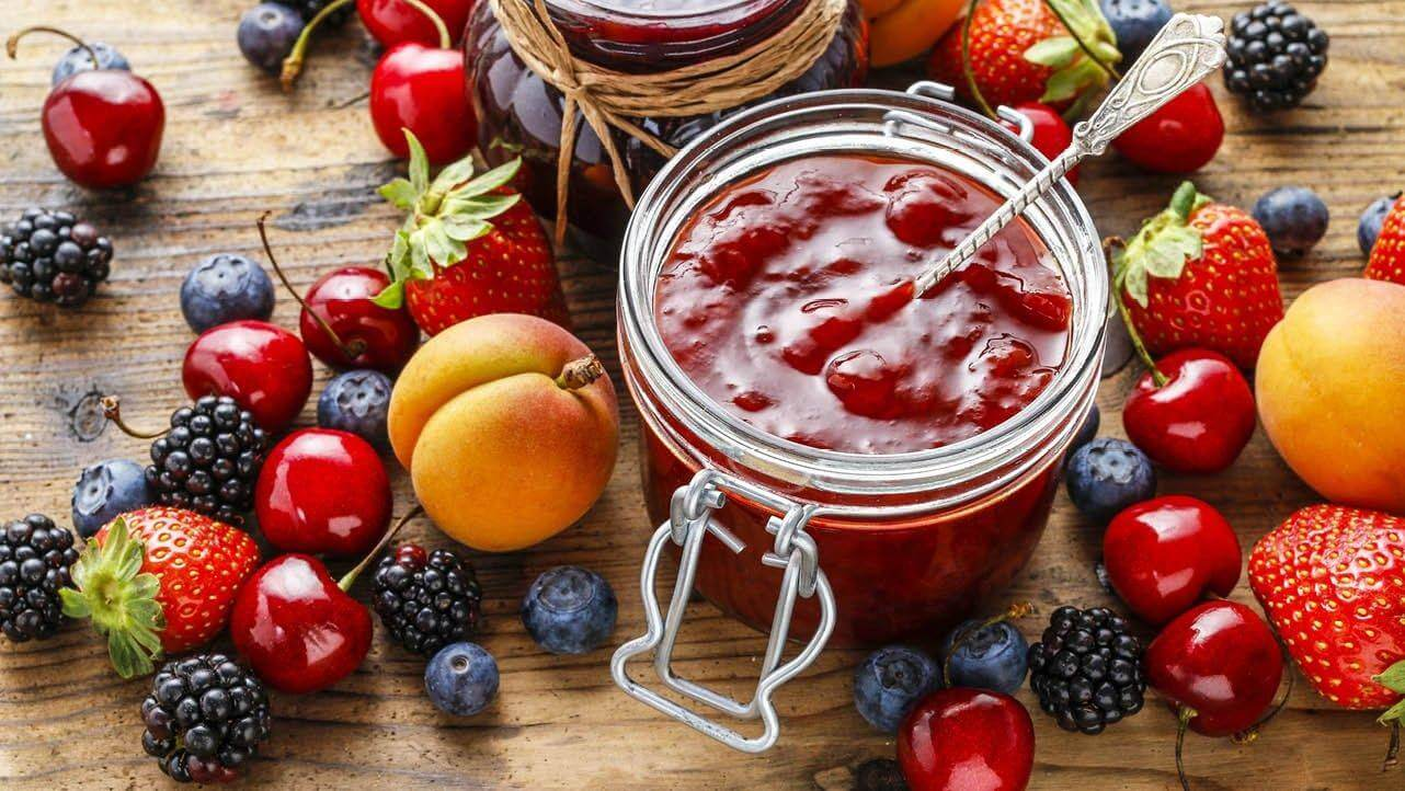 Fruits au Sirop de Savoie