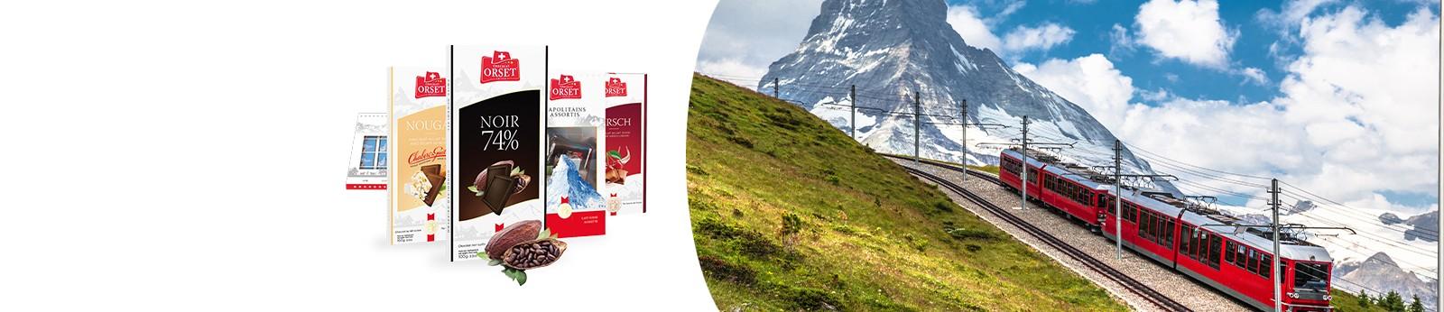 Chocolats suisse
