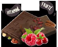 Du chocolat imaginé avec gourmandise